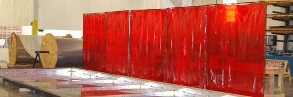 Welding Curtains Industrial Weld Screens Curtain Walls Curtains Types Of Curtains Welding
