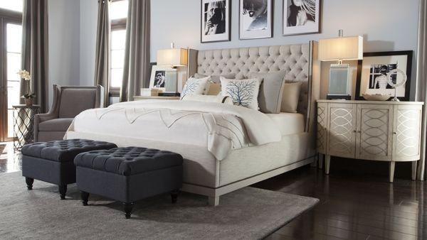 kourtney kardashian's bedroom in her miami home. (please note we