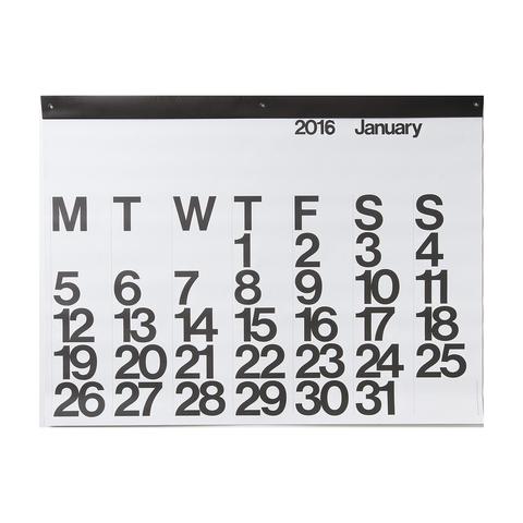 Giant Calendar $125 Stendig Calendar 2016 | LET LIV | Home