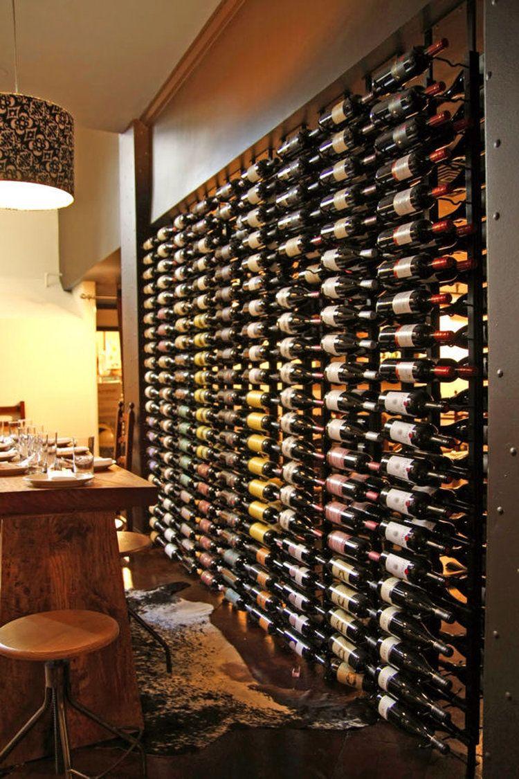 des casiers discrets maisons cave vin rangement vin. Black Bedroom Furniture Sets. Home Design Ideas