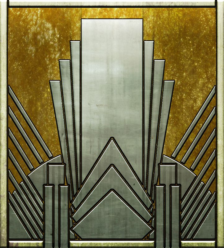 art deco design another custom shape in a deco style yeah it s my daily 29737