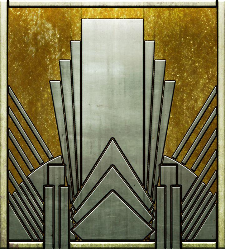 Deco Shape 6 Art Deco Pattern Art Deco Interior Art Deco Design