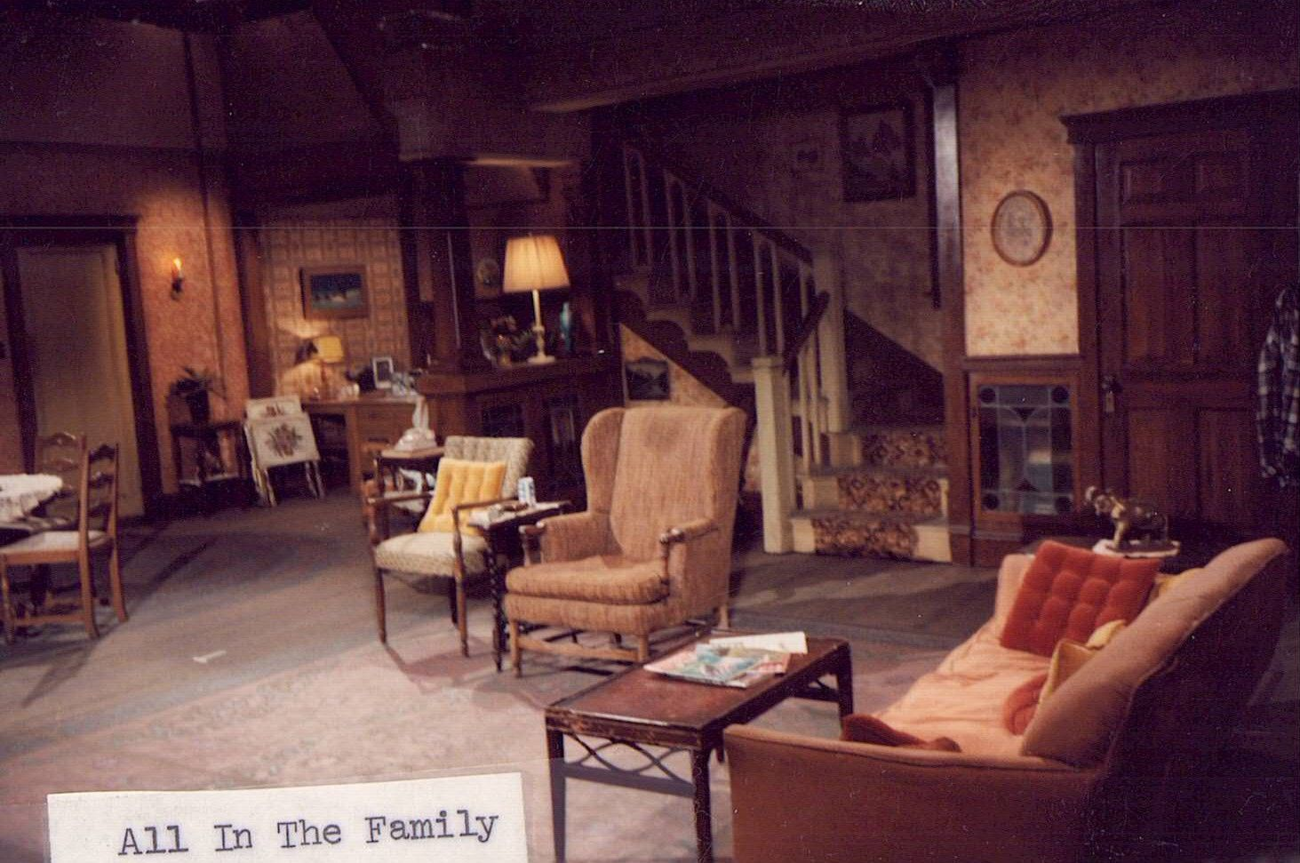 All In The Family The Jeffersons Family Living Rooms All In The Family Living Room Floor Plans