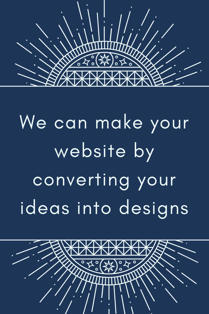 We Can Make Your Website By Converting Your Ideas Into Designs Webdesign Mobileapps Digitalma Digital Marketing Solutions App Development Marketing Solution