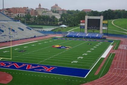 Home University Of Kansas Kansas Football Ku Football