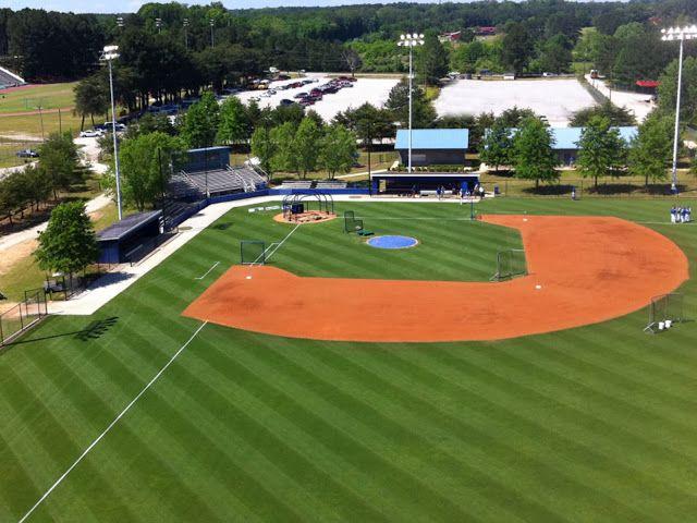 Georgia State University Baseball Complex Panthersville Decatur Ga Georgia State University Georgia State State University