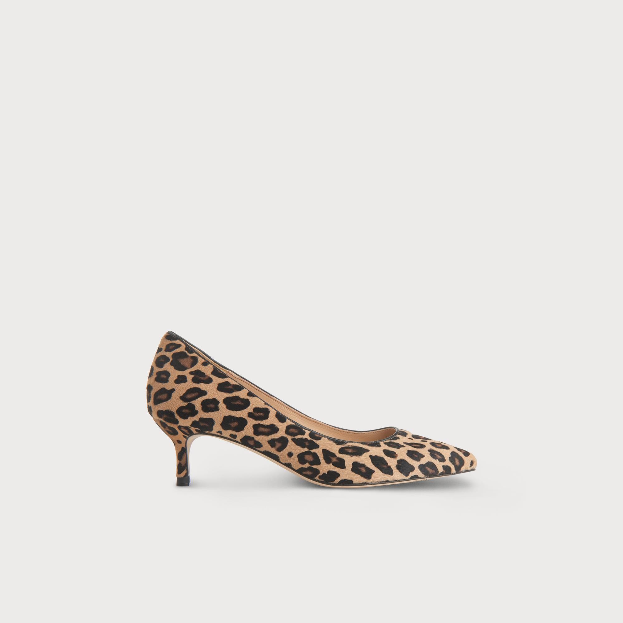 Audrey Leopard Print Heels Kitten Heels Shoes Collections L K Bennett London Kitten Heels Heels Kitten Heel Shoes