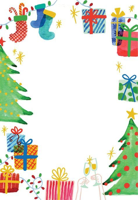Free Christmas Invitation Templates Enchanting Best Holiday Ever  Free Printable Christmas Invitation Template .