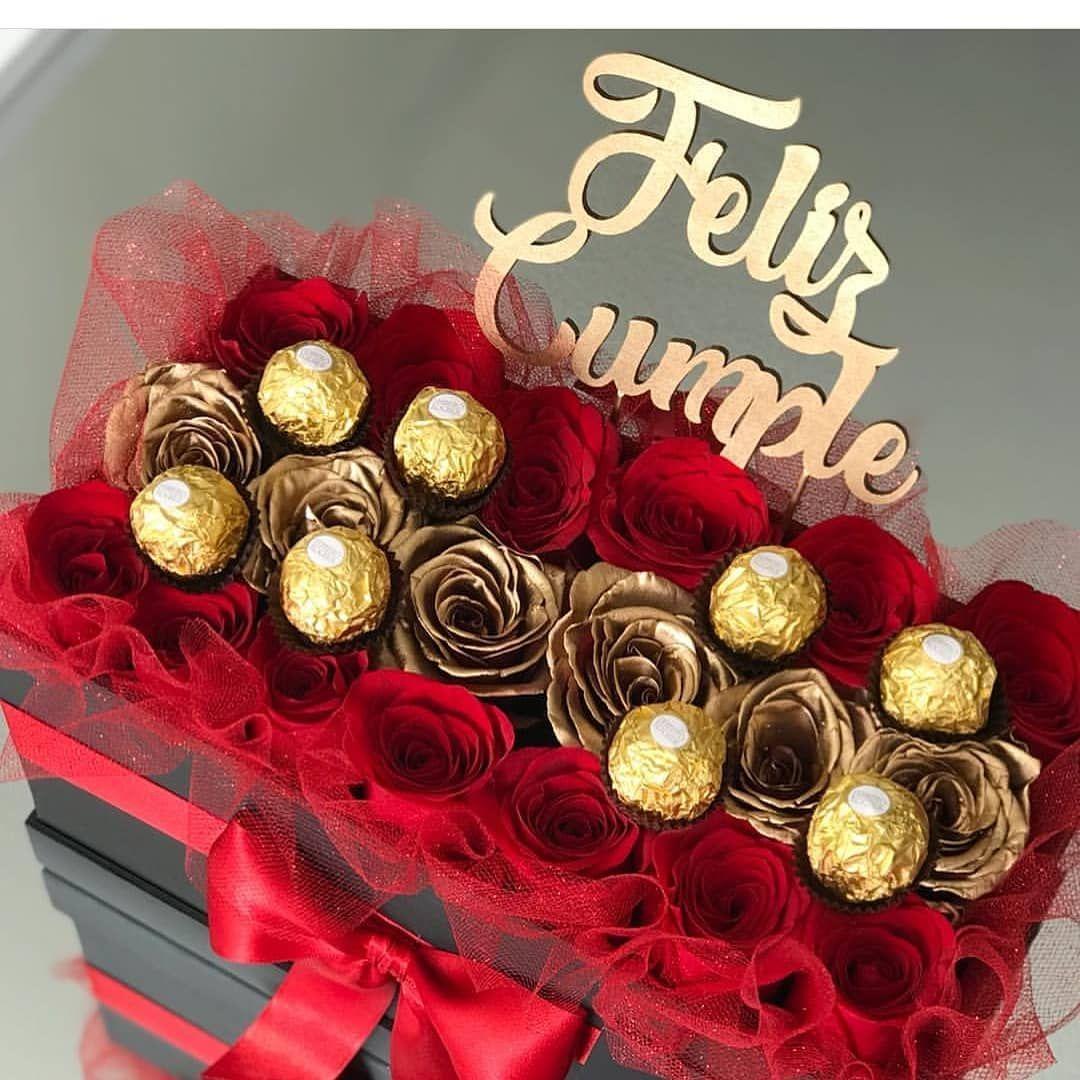 Rosas🌹+chocolates🍫 la combinación perfecta del amor 💘💘💘 | Diy  valentines gifts, Balloon gift, Valentines diy
