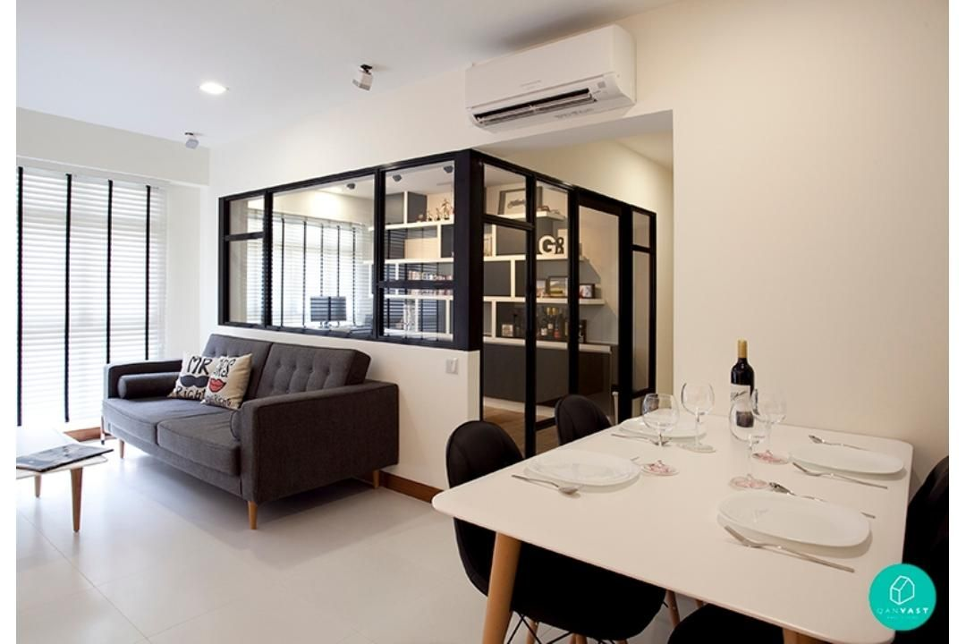 10 Most Popular Homes Hdb Condo In Singapore 2015 Condo Interior Minimalist Home Interior Home Living Room
