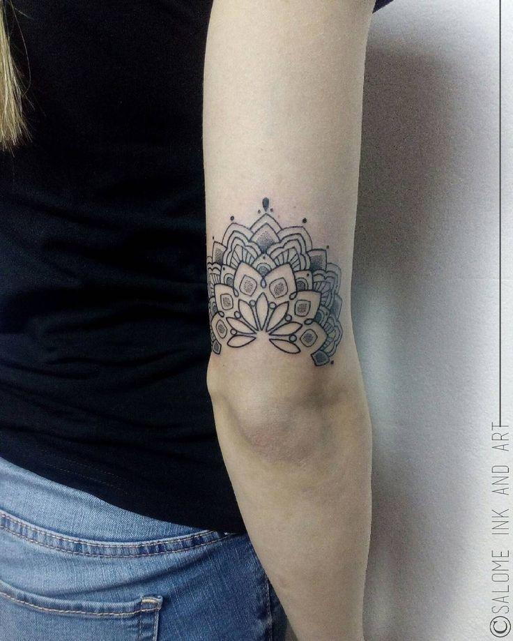 Daltonleis Inked Tatowierungen Ellbogen Tattoo Und Tattoo
