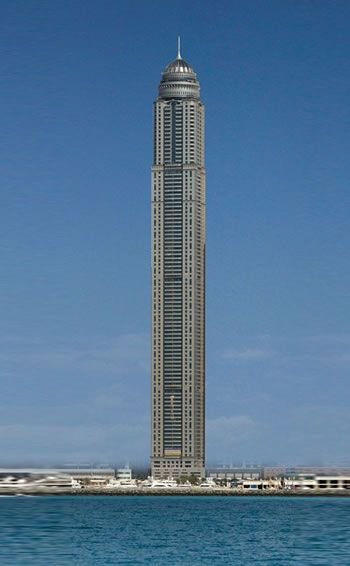 Princess Tower In Dubai 25 Tallest Buildings In The