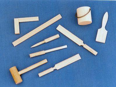 Bruce's Woodworks - Nutcracker Kits