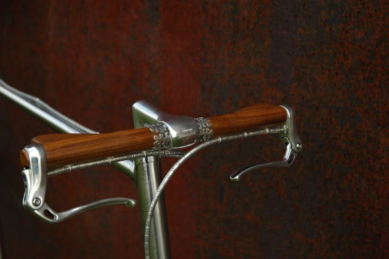 Beflugelter Lenker Godisinthedetails Retro Fahrrad Fahrrad