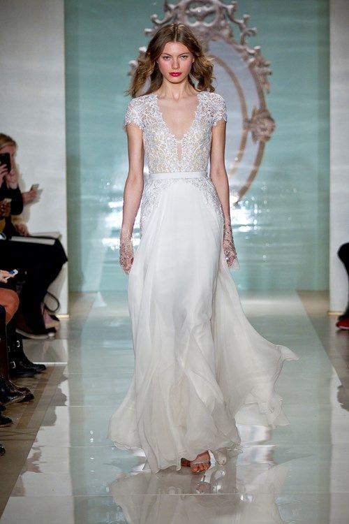 KleinfeldBridal.com: Reem Acra: Bridal Gown: 33020355: A-Line ...