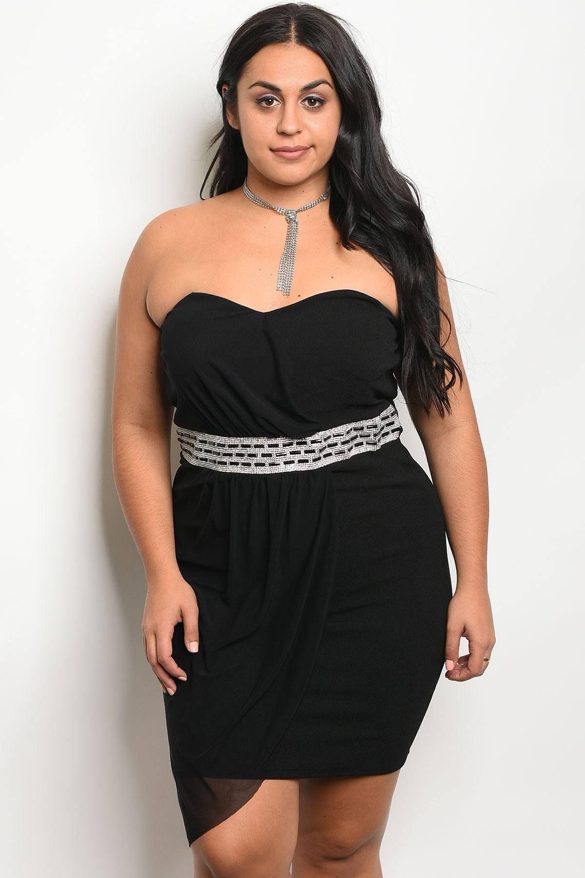 9f9b03052e5  Secret Treasures  tube dress  US  trendsetter  ootd  bodycondress   lafashion