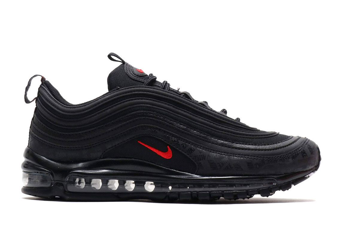 new style eedbe 7c063 Nikes Latest Air Max 97 Features An Unlimited Number Of Logos ...
