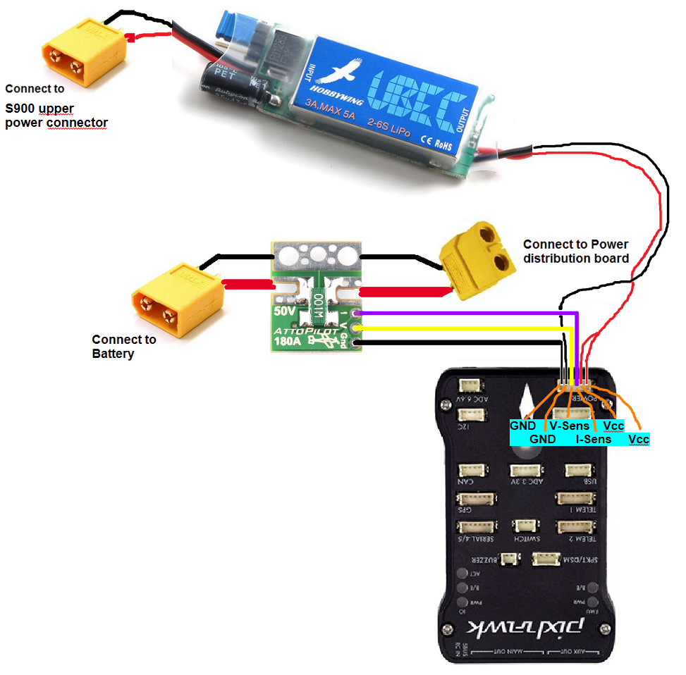 Pixhawk Esc Wiring Diagram Library Naze32 Rev5 Powerwiring Image 973 958 Pixels Scaled