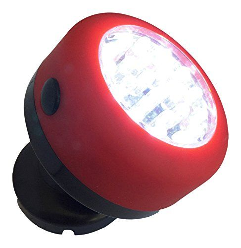 Portable Work Light - 24 Ultra Bright LEDs - Strong Magne ...