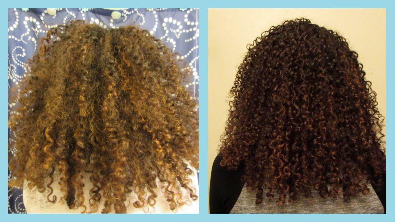 Diy hair mask for dry damaged hair natural curly hair