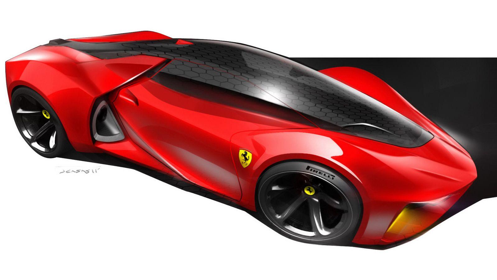 Design car contest - 2011 Ferrari World Design Contest