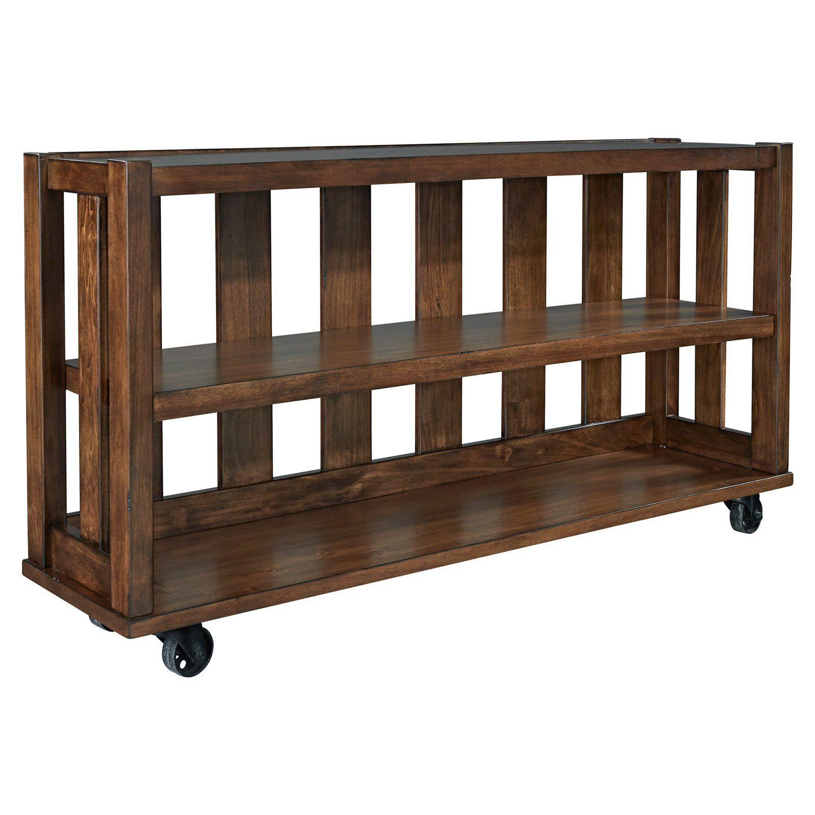 Best Liberty Furniture Industries Arlington House Sofa Table 640 x 480