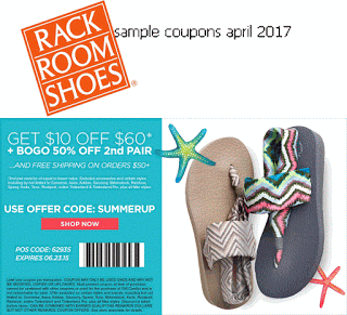 free Rack Room Shoes coupons for april 2017 | Free Printable ...