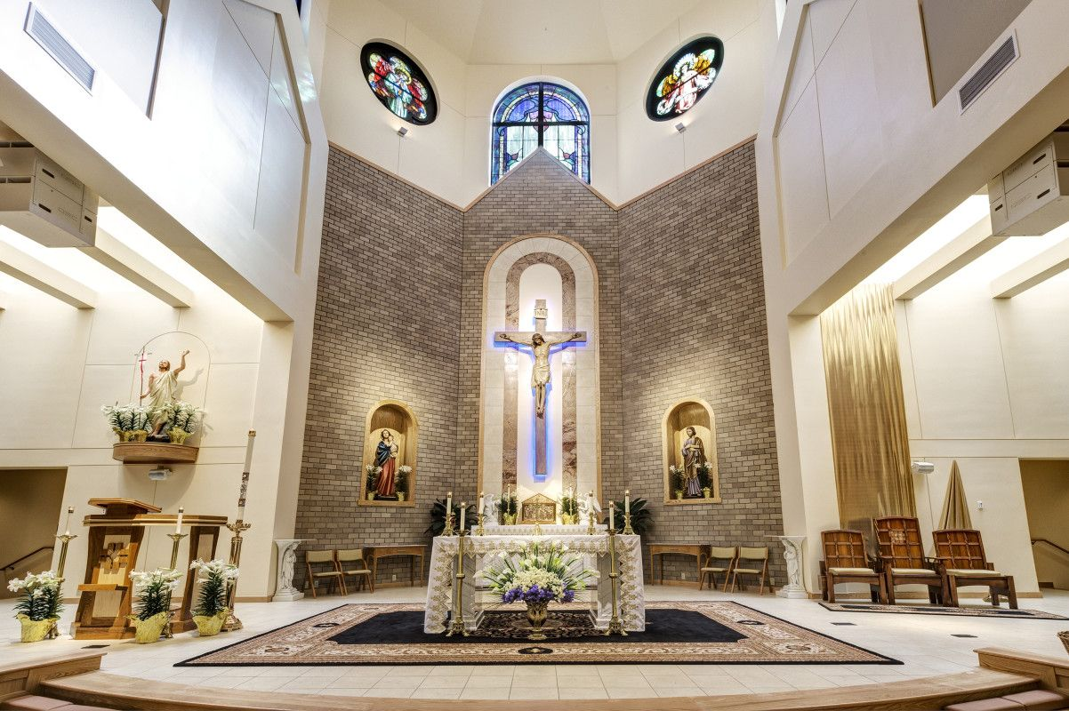 30 Modern Church Architecture Design Ideas To Must See