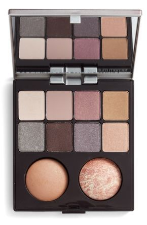Illuminate your skin day to night with this luxe eye & cheek palette from Laura Mercier