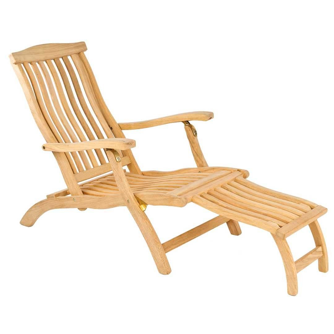 Alexander Rose Roble Steamer Chair | Chair, Outdoor chairs