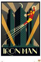 Mr Panda's Emporium | Rakuten.co.uk Shopping: Marvel Retro Iron Man Maxi Poster  Marvel Retro Iron Man Maxi Poster: FP3395 from Mr Panda's Emporium | Rakuten.co.uk Shopping
