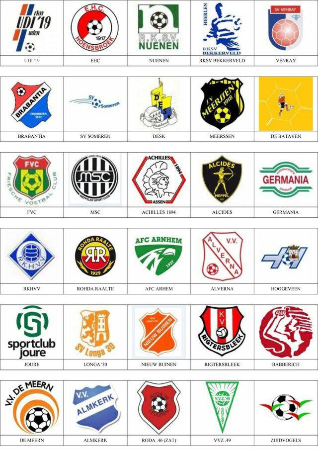 190 Clubs League Ideas League Football Logo Logo Quiz