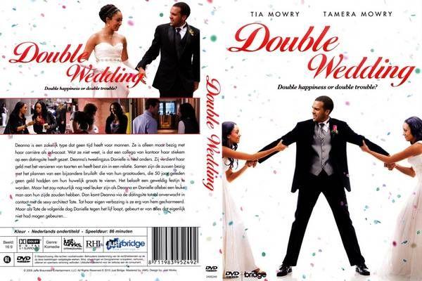 Double Wedding 2010 Tia Tamera Mowry This Is One Of My Favorite Movies Double Wedding Wedding Movies Wedding Honeymoons