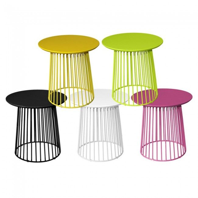 Edina Side Table By Clickon Furniture