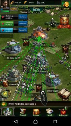 Clash Of Kings Para Pc Kings Game Point Hacks Clash Of Clans