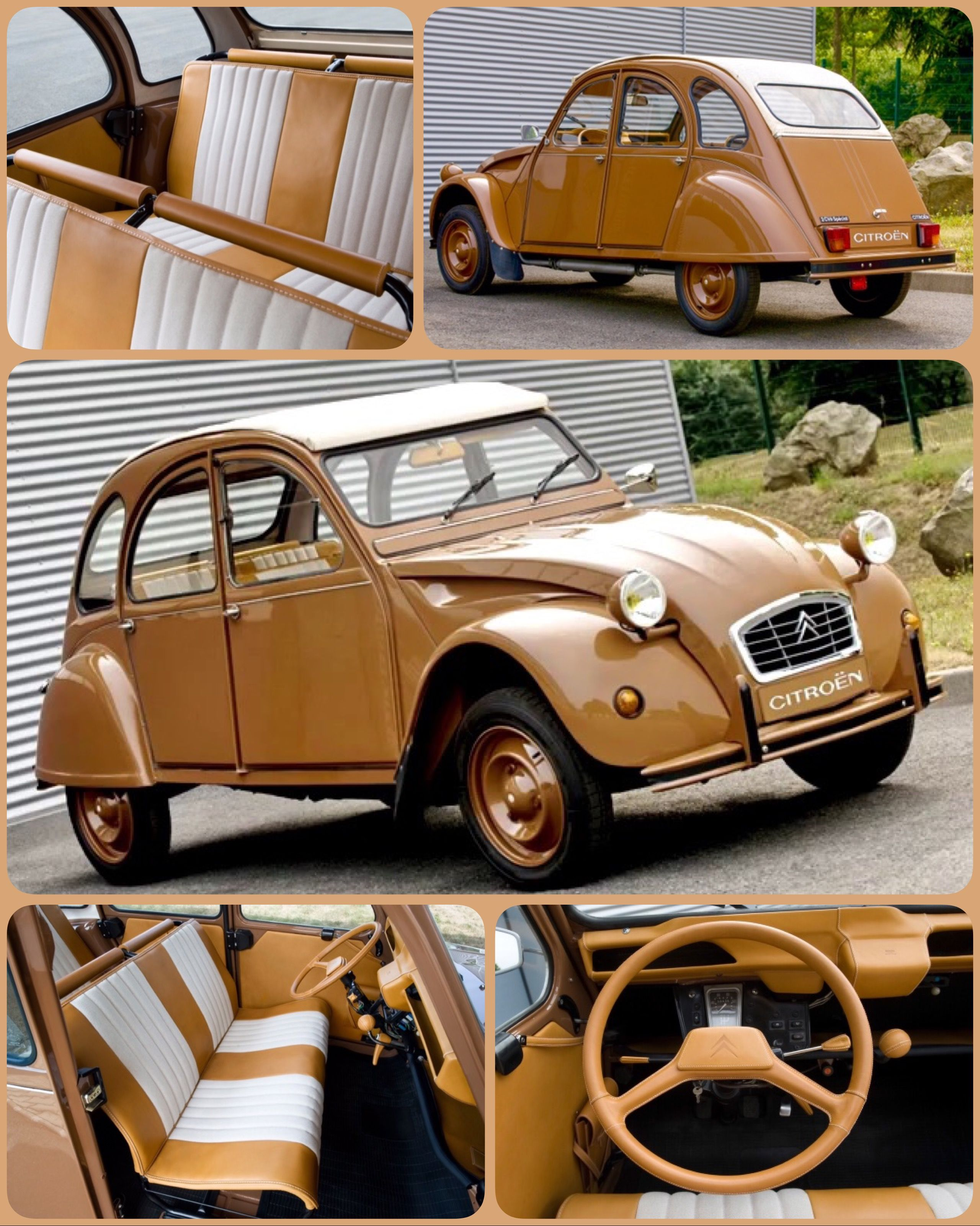 2cv By Hermes Classic Cars Vintage Cars Old Cars