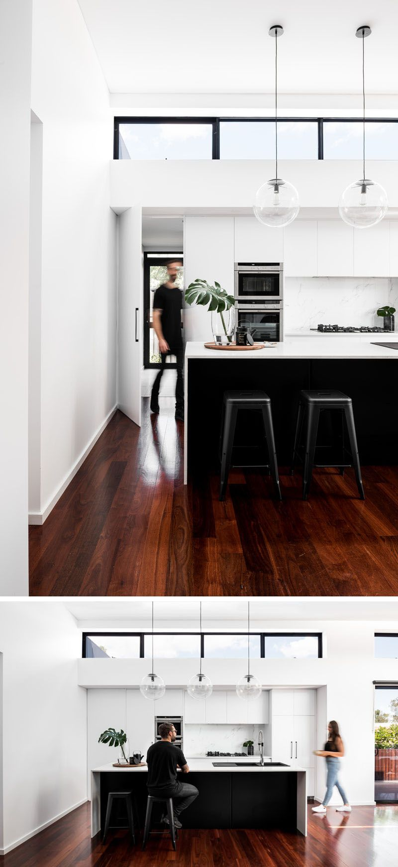 The Contemporary Renovation Of A 100 Year Old Home In Australia Home House Interior Home Renovation