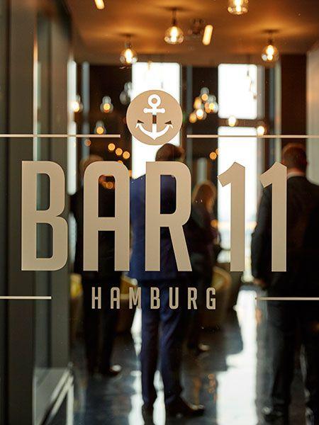Bar 11 im hyperion hotel hamburg hyperion hotel for Hamburg hotel innenstadt