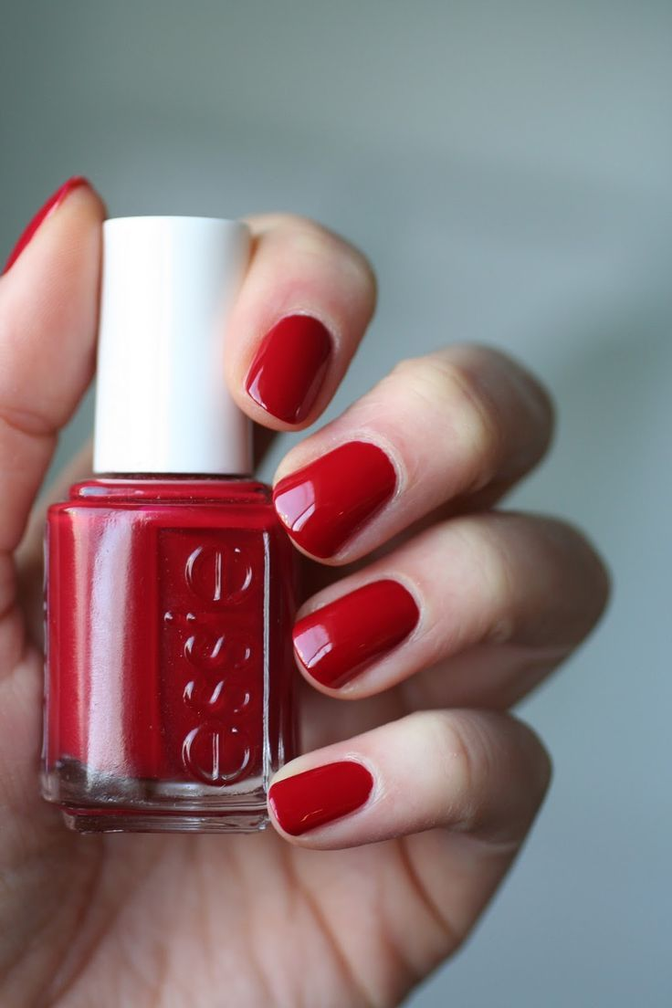 Essie Fishnet Stockings is a staple red for anyone\'s collection. It ...