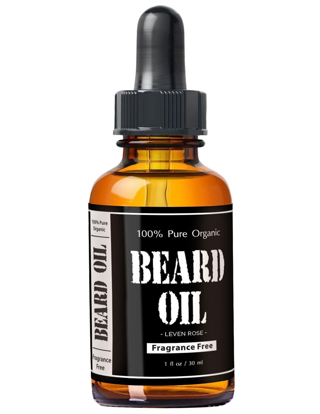 Beard Oil Fragrance Free 1 oz Saving for my hubs when