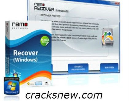 Remo Recover 4 0 License Key + Crack Full Version Download