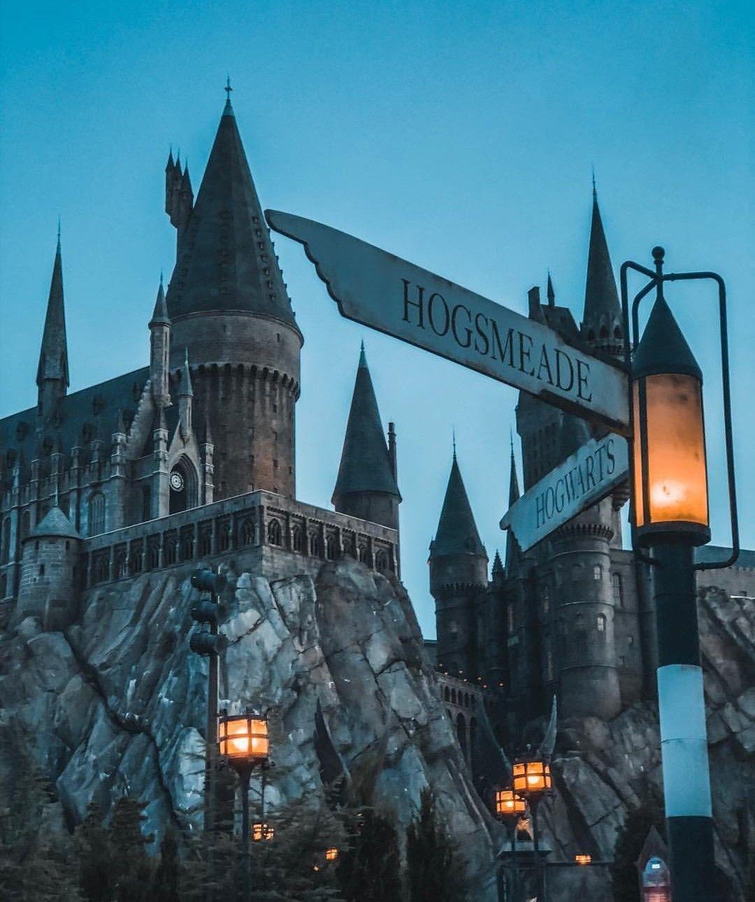 By Renie Santos Islands Of Adventure Wizarding World Hogwarts