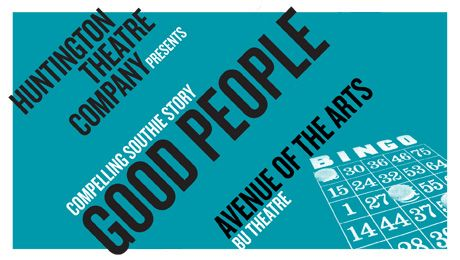 """Good People"" @ Boston University Theatre (Boston, MA)"