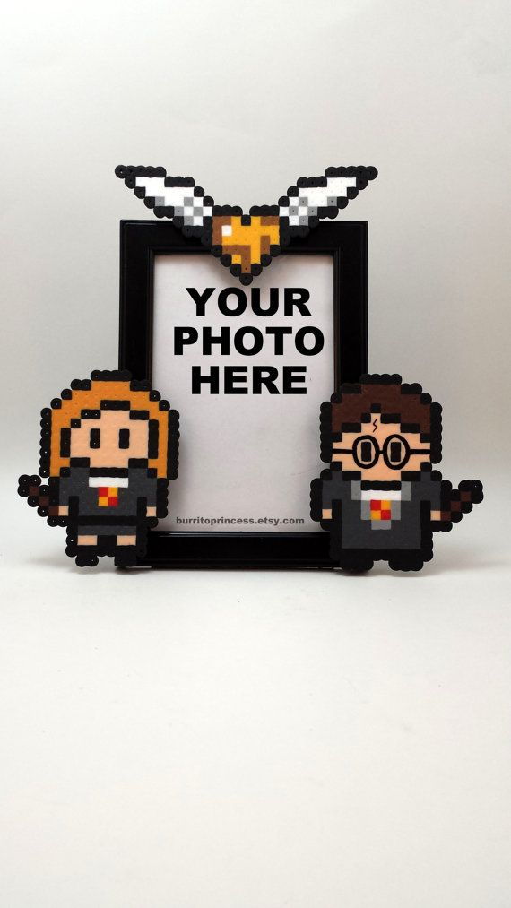 Parejas de Harry Potter marco Ginny y marco de fotos de | favoritos ...
