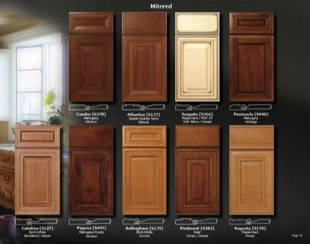 Refinishing Oak Kitchen Cabinets Dark Stain Cabinet Colors