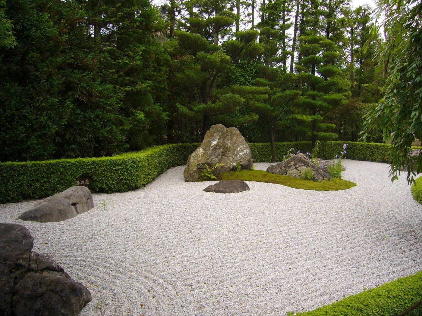 jardn zen en kioto