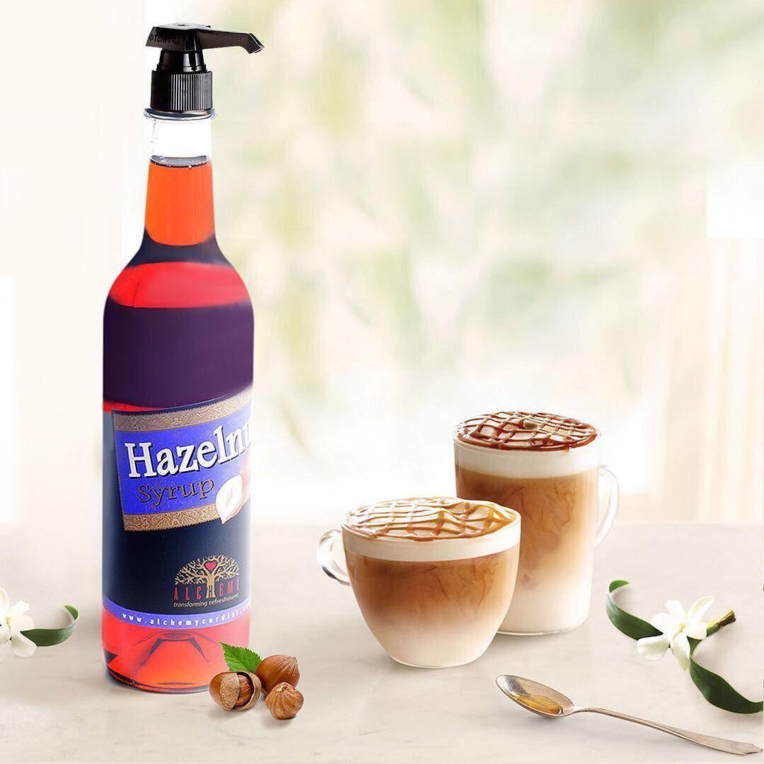 الكيمي شراب بندق مركز مثالي للآيس كريم و البان كيك والمشروبات متوفر في سيفكو Alchemy Hazelnut Syrup Can Use It On Ice Cream O Instagram Posts Instagram Syrup