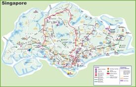 Lengkap Peta Provinsi Jawa Barat