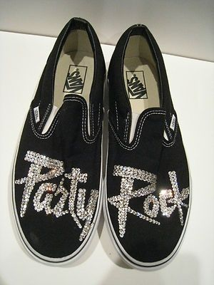 Lmfao Crystal Party In From The Rock Is House TonightMens Vans DHWE29I