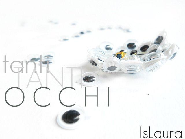 Occhietti Mobili ~ Mini portagioie con gli occhietti mobili islaura creativity